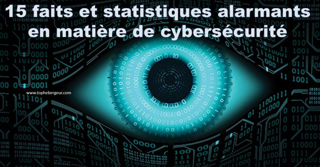 15 faits et stats sur la cyber-sécurité