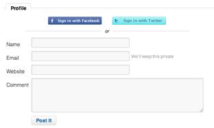 extension social pour réseaux sociaux