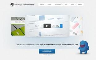 extension wordpress ecommerce easy digital download