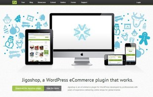 wordpress ecommerce extension jigoshop