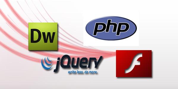 logiciels pour création de site web