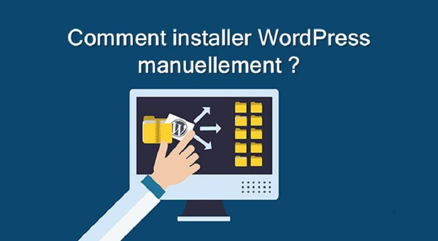Installation manuelle de Wordpress